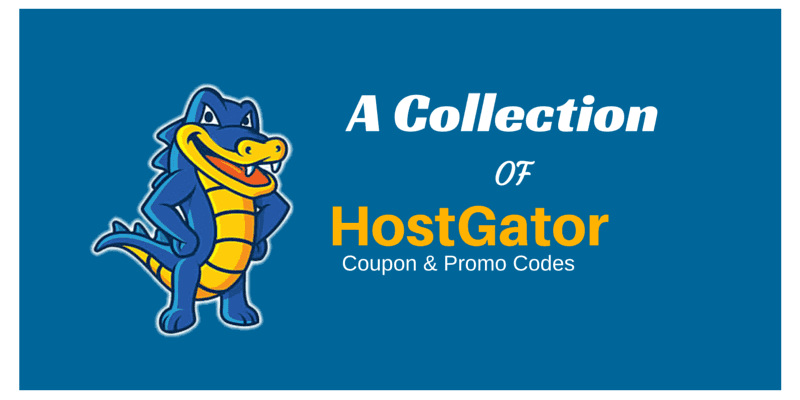 60% OFF – A collection of HostGator Coupon, promo codes, October 2020