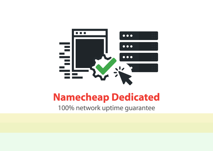 Namecheap dedicated servers coupon
