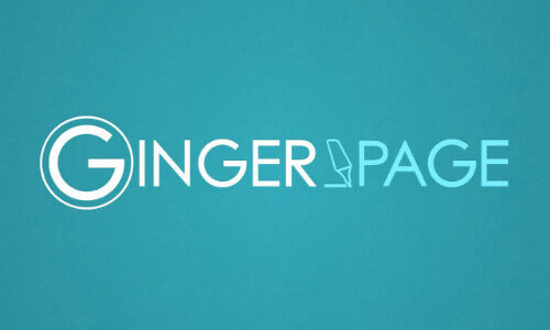 ginger page lifetime