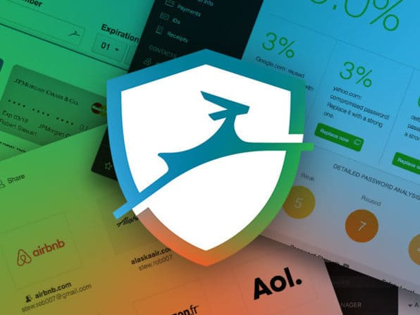 dashlane Password mananger