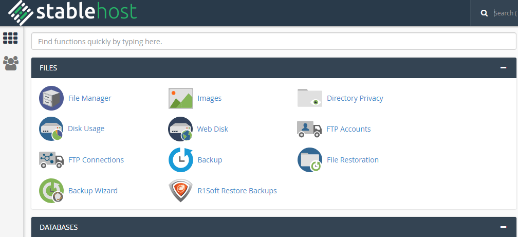 cpanel-stablehost