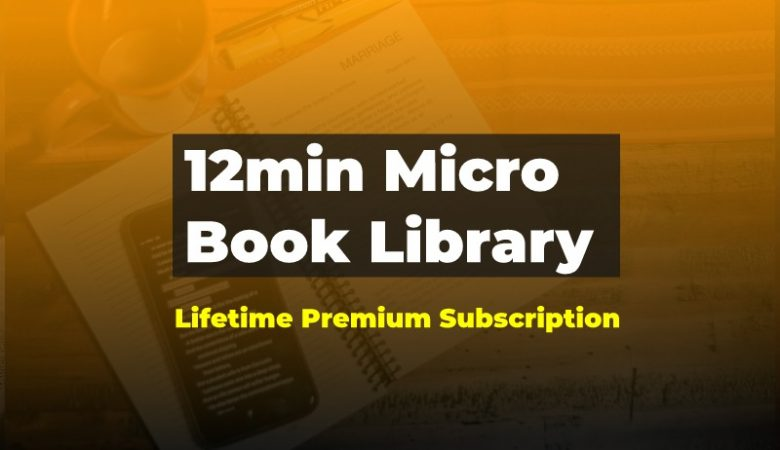 12min lifetime book